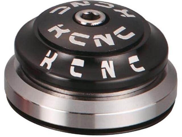 "KCNC KHS-PT1860 Steuersatz tapered 1 1/8""-1,5"" integriert schwarz"
